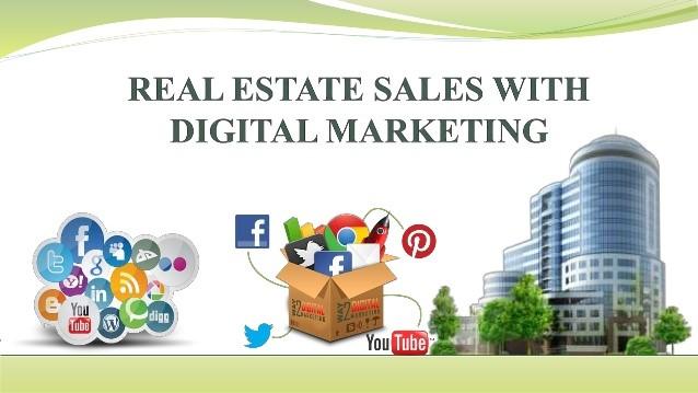 انواع روشهای بازاریابی دیجیتال در آموزش مشاور املاک