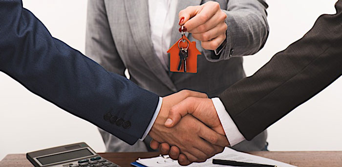 روش جذب مشتری برای مشاور املاک