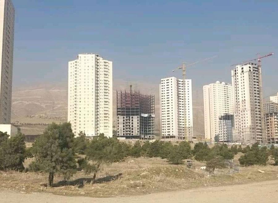 پیش خرید ملک در تهران