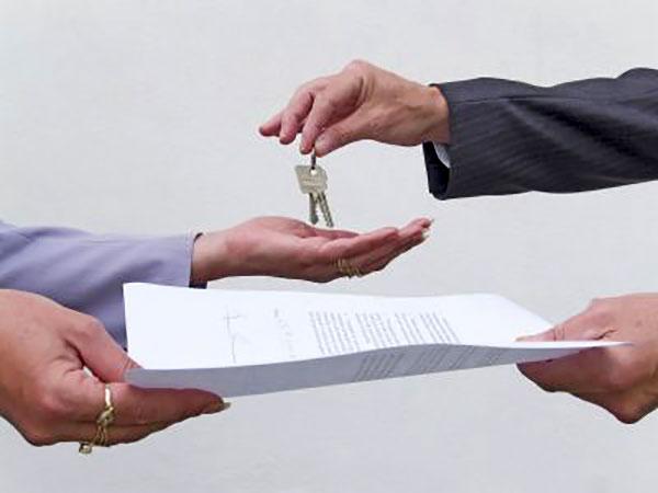 سود انعقاد قرارداد اجاره آپارتمان