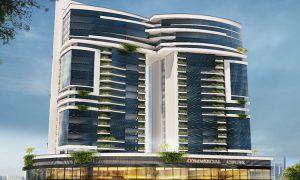 مشخصات پروژه مسکونی تجاری زاگرس