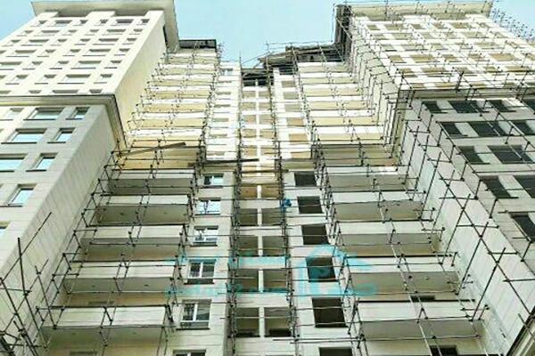 مشخصات برجهای پروژه پارلمان