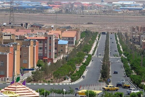 شهرستان گلبهار