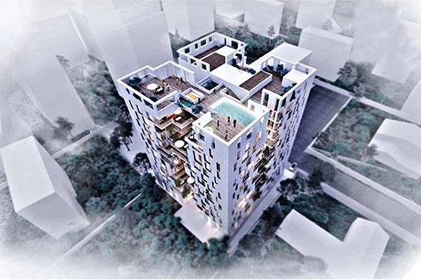 قیمت پیشفروش آپارتمان در منطقه 22 تهران (پروژه رومنس)