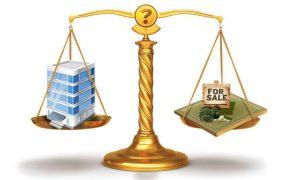 خرید زمین بهتر است یا آپارتمان؟