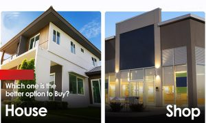 آیا خرید خانه بهتر است یا مغازه؟