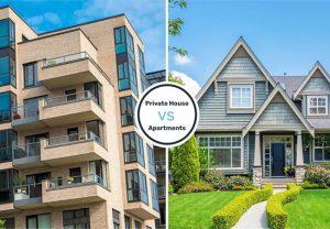 خانه ویلایی برای سرمایهگذاری بهتر است یا آپارتمان؟